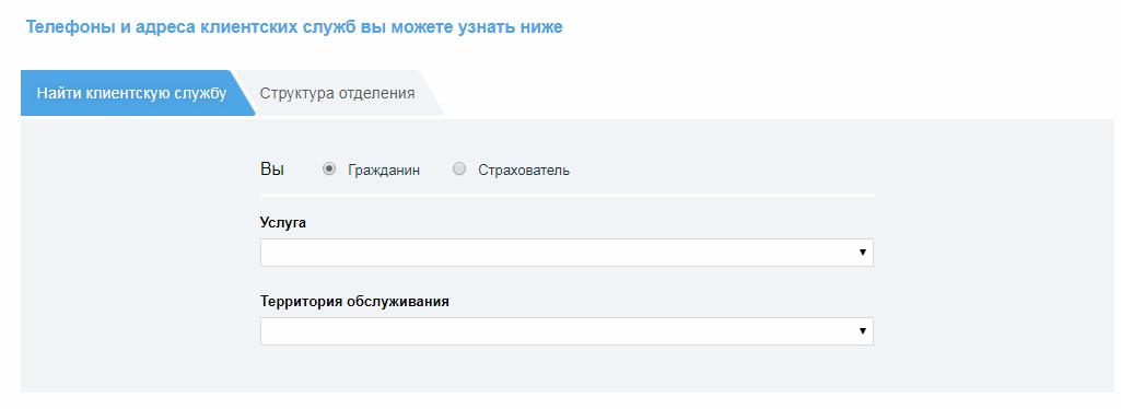 Пенсионный фонд Рыбинск