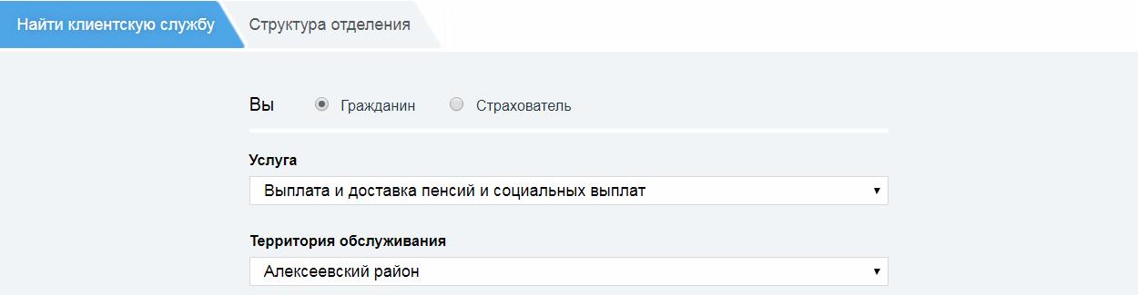 Пенсионный фондБелгород
